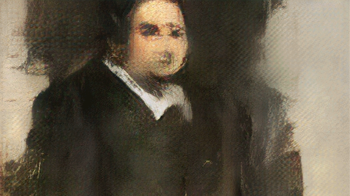 An AI-Generated Artwork Just Sold For $432,500 At Christie's